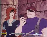 M.A.S.K. cartoon - Screenshot - The Golden Goddess 242