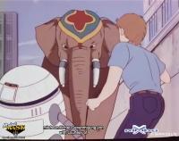 M.A.S.K. cartoon - Screenshot - The Golden Goddess 345