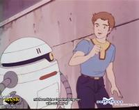 M.A.S.K. cartoon - Screenshot - The Golden Goddess 339