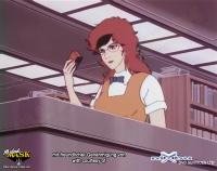 M.A.S.K. cartoon - Screenshot - The Golden Goddess 126