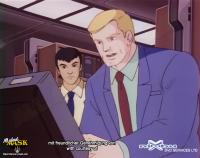 M.A.S.K. cartoon - Screenshot - The Golden Goddess 201
