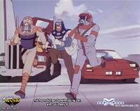 M.A.S.K. cartoon - Screenshot - The Golden Goddess 497