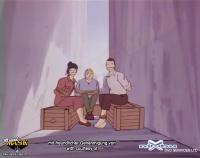 M.A.S.K. cartoon - Screenshot - The Golden Goddess 499