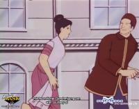 M.A.S.K. cartoon - Screenshot - The Golden Goddess 392