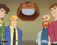 M.A.S.K. cartoon - Screenshot - Bad Vibrations 711