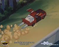 M.A.S.K. cartoon - Screenshot - Ghost Bomb 481