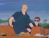 M.A.S.K. cartoon - Screenshot - Ghost Bomb 052