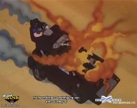M.A.S.K. cartoon - Screenshot - Ghost Bomb 566