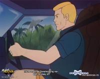 M.A.S.K. cartoon - Screenshot - Ghost Bomb 122