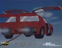 M.A.S.K. cartoon - Screenshot - Ghost Bomb 735