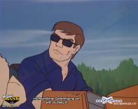 M.A.S.K. cartoon - Screenshot - Ghost Bomb 059