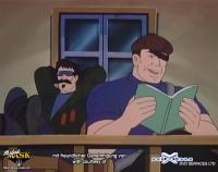 M.A.S.K. cartoon - Screenshot - Ghost Bomb 142