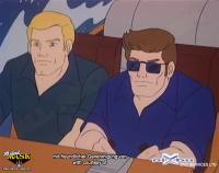 M.A.S.K. cartoon - Screenshot - Ghost Bomb 091