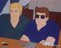 M.A.S.K. cartoon - Screenshot - Ghost Bomb 096