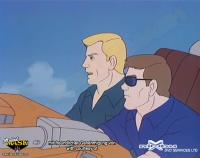 M.A.S.K. cartoon - Screenshot - Ghost Bomb 113