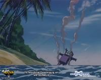 M.A.S.K. cartoon - Screenshot - Ghost Bomb 556