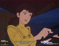 M.A.S.K. cartoon - Screenshot - Ghost Bomb 219
