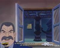 M.A.S.K. cartoon - Screenshot - Ghost Bomb 135