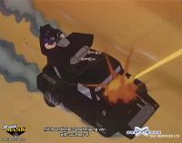 M.A.S.K. cartoon - Screenshot - Ghost Bomb 565