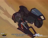 M.A.S.K. cartoon - Screenshot - Ghost Bomb 596