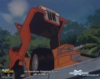 M.A.S.K. cartoon - Screenshot - Ghost Bomb 485