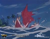 M.A.S.K. cartoon - Screenshot - Ghost Bomb 027