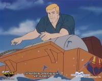 M.A.S.K. cartoon - Screenshot - Ghost Bomb 032
