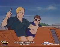 M.A.S.K. cartoon - Screenshot - Ghost Bomb 069