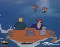 M.A.S.K. cartoon - Screenshot - Ghost Bomb 035