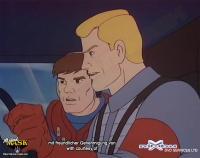 M.A.S.K. cartoon - Screenshot - Ghost Bomb 460