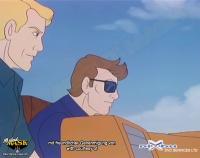 M.A.S.K. cartoon - Screenshot - Ghost Bomb 038