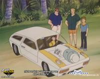 M.A.S.K. cartoon - Screenshot - Ghost Bomb 192