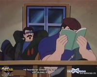 M.A.S.K. cartoon - Screenshot - Ghost Bomb 143