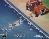 M.A.S.K. cartoon - Screenshot - Ghost Bomb 161