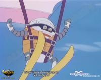 M.A.S.K. cartoon - Screenshot - Ghost Bomb 020