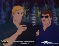 M.A.S.K. cartoon - Screenshot - Ghost Bomb 394