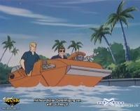 M.A.S.K. cartoon - Screenshot - Ghost Bomb 026