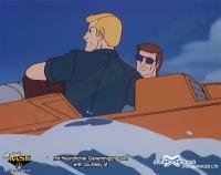 M.A.S.K. cartoon - Screenshot - Ghost Bomb 006