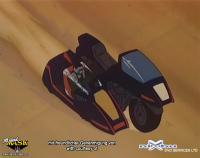 M.A.S.K. cartoon - Screenshot - Ghost Bomb 595