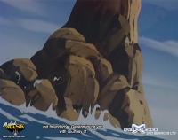 M.A.S.K. cartoon - Screenshot - Ghost Bomb 607