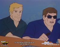 M.A.S.K. cartoon - Screenshot - Ghost Bomb 042