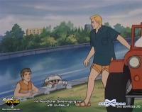 M.A.S.K. cartoon - Screenshot - Ghost Bomb 164