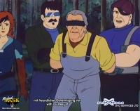 M.A.S.K. cartoon - Screenshot - Mardi Gras Mystery 213