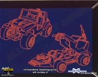 M.A.S.K. cartoon - Screenshot - Mardi Gras Mystery 177