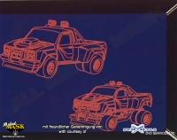 M.A.S.K. cartoon - Screenshot - Mardi Gras Mystery 183