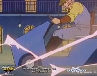 M.A.S.K. cartoon - Screenshot - Mardi Gras Mystery 119