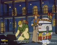 M.A.S.K. cartoon - Screenshot - Mardi Gras Mystery 173