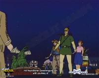 M.A.S.K. cartoon - Screenshot - Mardi Gras Mystery 062