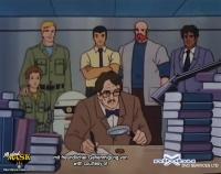M.A.S.K. cartoon - Screenshot - The Secret Of Life 792
