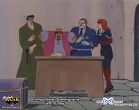 M.A.S.K. cartoon - Screenshot - The Secret Of Life 214